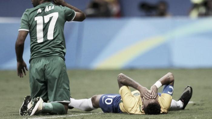 Brasil decepciona de novo e empata sem gols contra Iraque