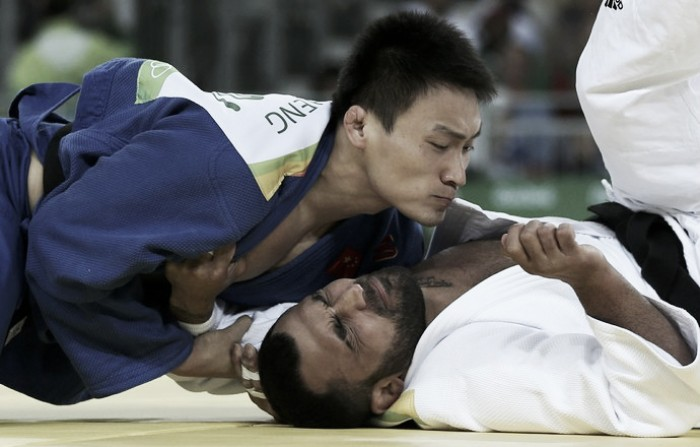 """Após derrota para chinês, Ilias Lliadis anuncia aposentadoria do judô: """"É hora de encerrar"""""""