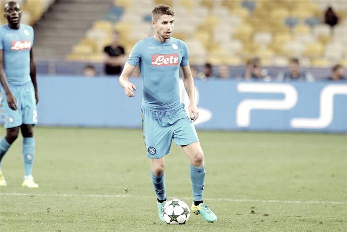 """Napoli, Jorginho: """"Voglio vincere lo Scudetto, non oso immaginare la festa.."""""""
