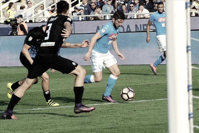 Resumen Nápoles 0-2 Atalanta en Serie A 2017