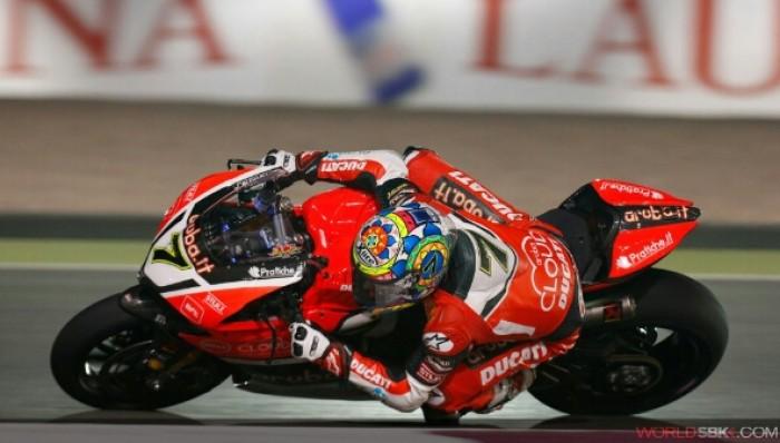 Superbike - Chaz Davies si prende l'ultima gara dell'anno davanti alle Kawasaki