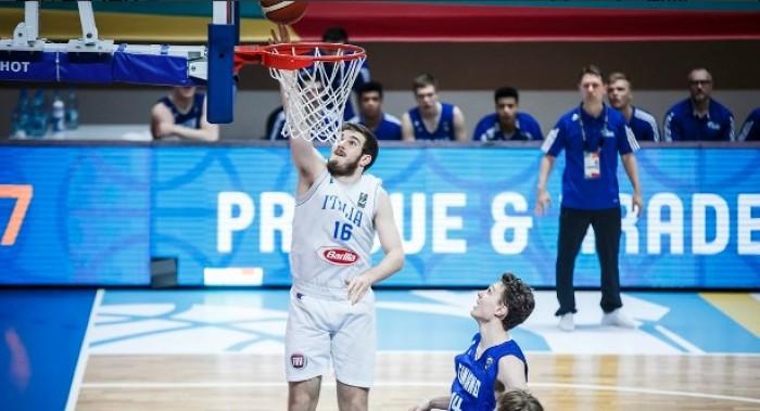 Eurobasket U18 - Italia Dr. Jekill and Mr. Hyde, ma è semifinale: battuta la Finlandia 61-56