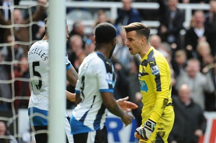 Il Newcastle vince contro il Crystal Palace e si riporta al 17esimo posto