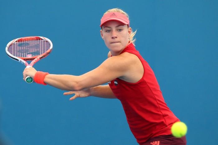 Ranking WTA: Kerber scavalca Kvitova, stabili le azzurre