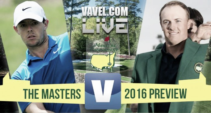 2016 Masters Preview: Spieth, McIlroy and Day favourites at Augusta