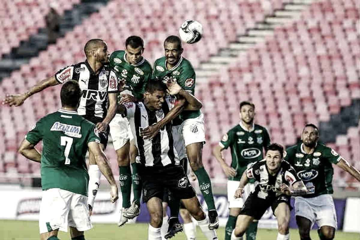 Ainda em busca da classificação, Atlético-MG visita o Uberlândia