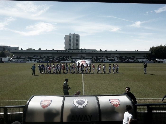 Arsenal Ladies 0-0 Birmingham City Ladies: Resilient Blues keep out frustrated Gunners