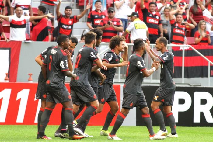 Em nove rodadas, Flamengo tem desempenho similar ao último título brasileiro
