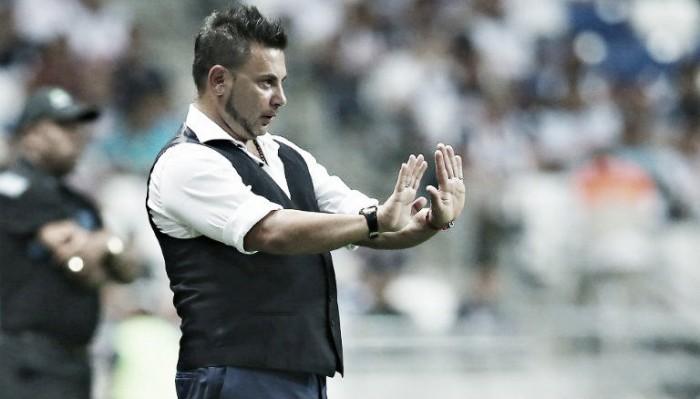 """Antonio Mohamed: """"Fue un partido donde hicimos muy bien las cosas"""""""