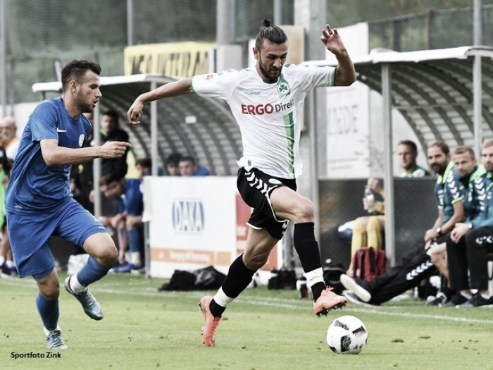 Greuther Fürth strengthen their attack with Dursun signing