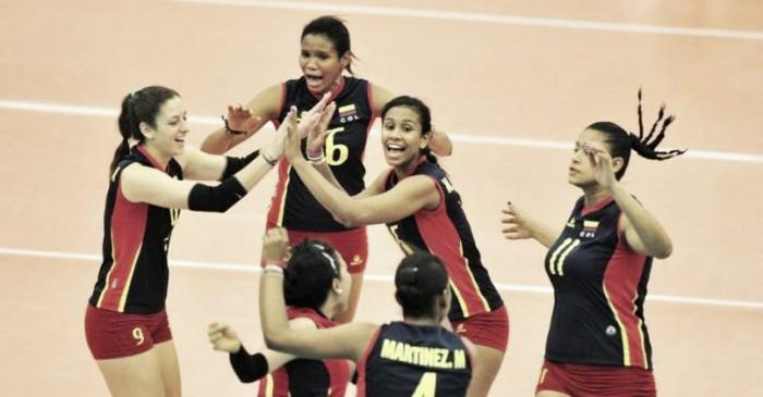 Colombia triunfó de nuevo en el Sudamericano Sub-23 de Voleibol