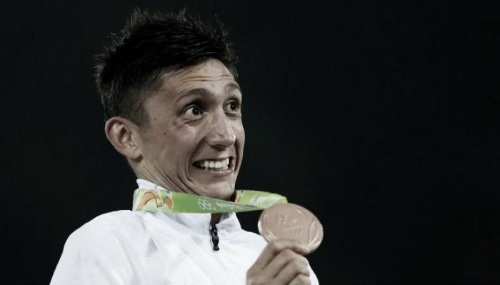 Ismael Hernández desea competir en familia en Tokio 2020
