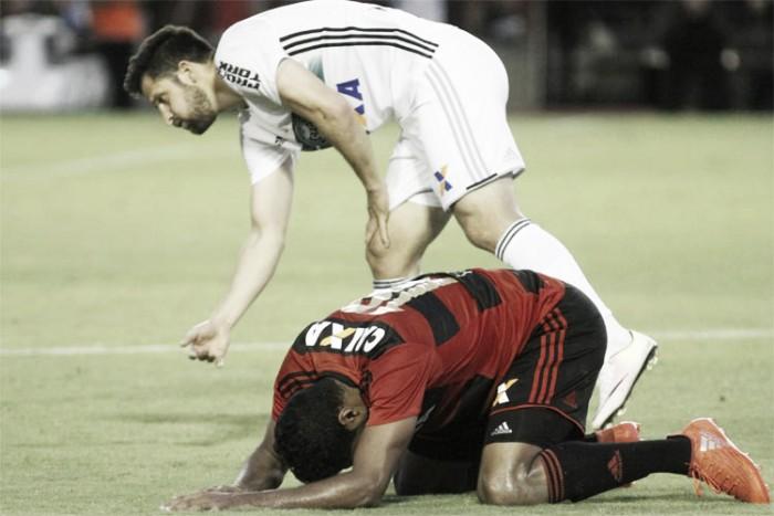 Atacante Ruiz pode desfalcar o Sport contra Santos