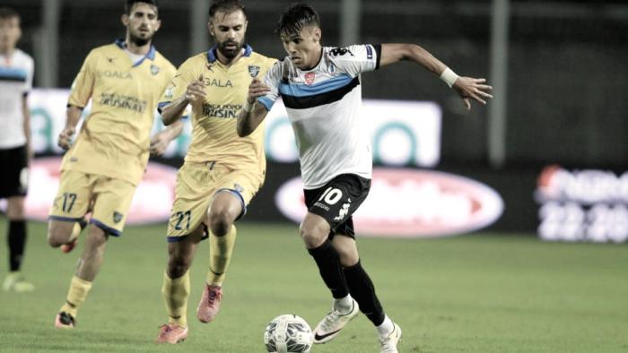 Serie B: nessun gol nel posticipo domenicale, finisce 0-0 tra Pisa e Frosinone