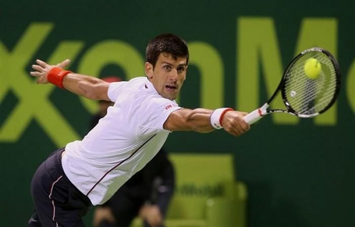 ATP Doha: Djokovic vince facilmente il primo match del 2016. Out Feliciano Lopez