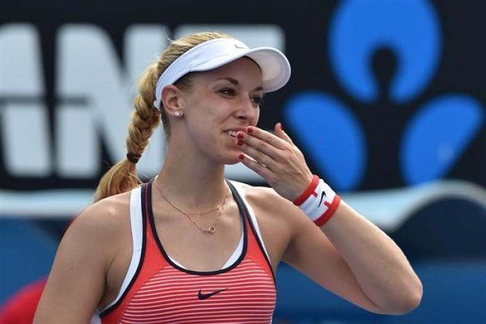 WTA Kuala Lumpur: ai quarti Bouchard e Lisicki