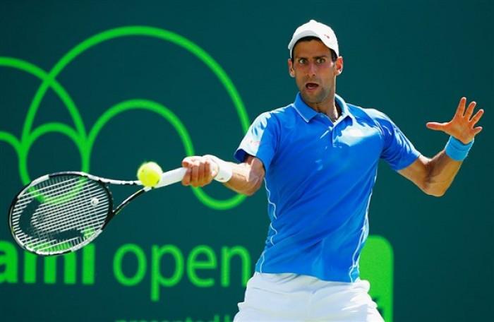 Miami: forfait di Federer ma Del Potro non ne approfitta. Vincono Djokovic e Ferrer, esce di scena Zverev