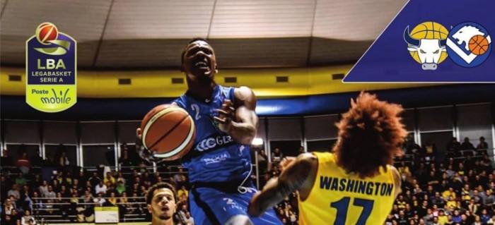 LegaBasket - Brescia espugna Torino (86-91)