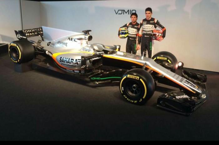 F1- Presentata la nuova Force India VJM10