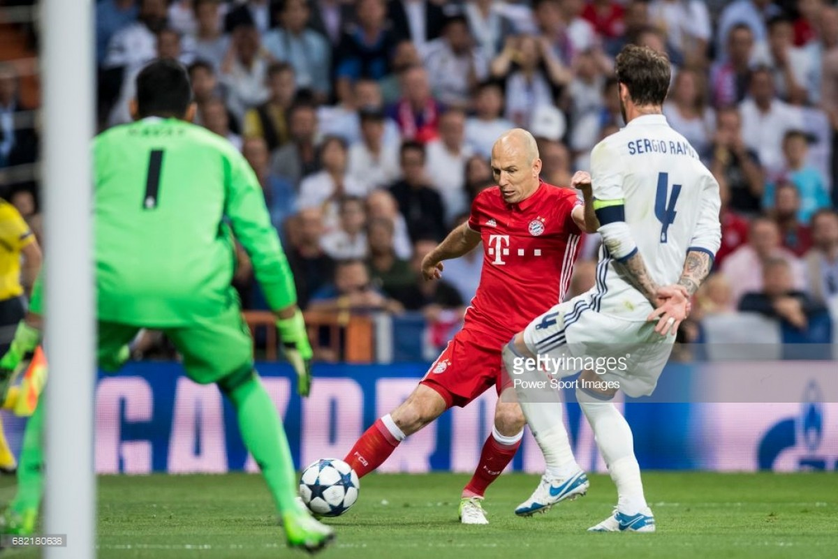 champions league bayern real live stream