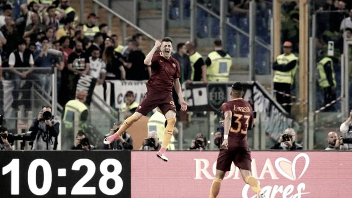 Serie A - Niente festa per la Juve: la Roma vince 3-1