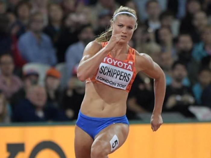 Londra 2017 - Schippers freccia oranje nei 200, doppietta americana nei 3000 siepi donne