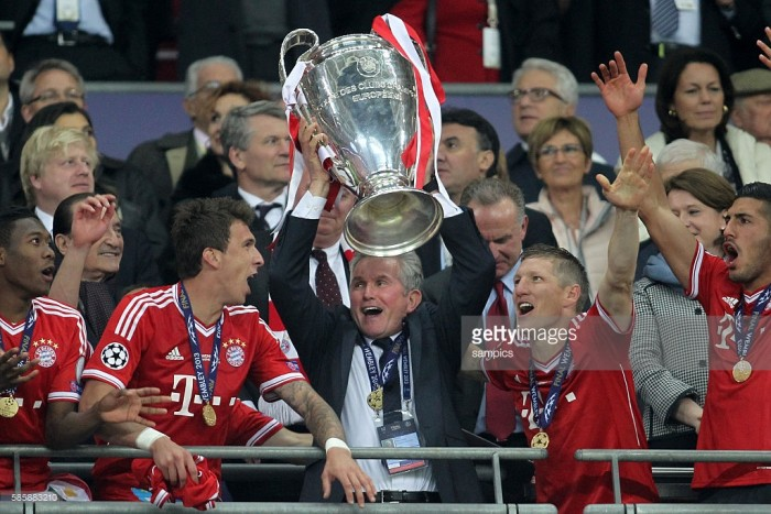 Bayern bring Heynckes back as Ancelotti's successor