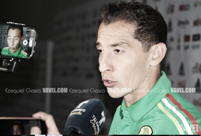 """Andrés Guardado: """"Estamos consiguiendo algo histórico"""""""