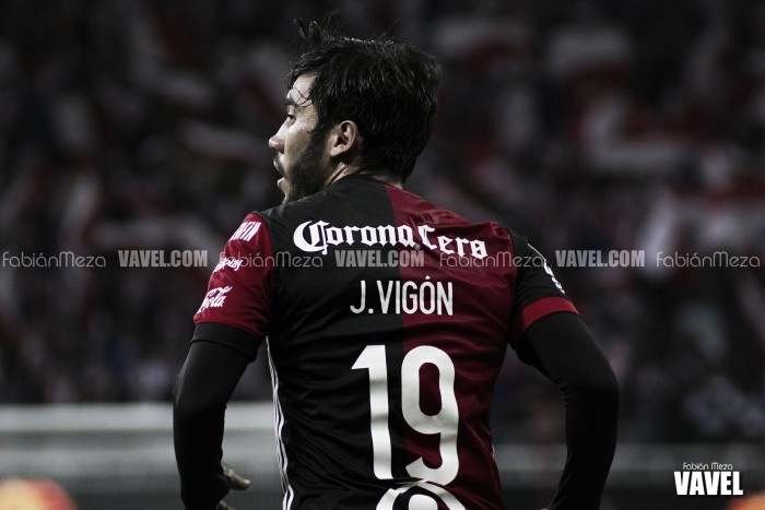 """Juan Pablo Vigón: """"Queremos ganarle sí o sí a Chivas"""""""