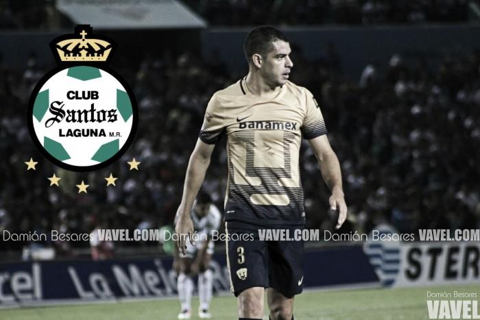 Santos presume nuevo fichaje