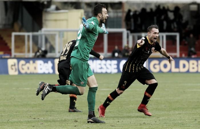 Épico! Com gol de goleiro, Benevento frustra Milan e soma seu primeiro ponto na Serie A