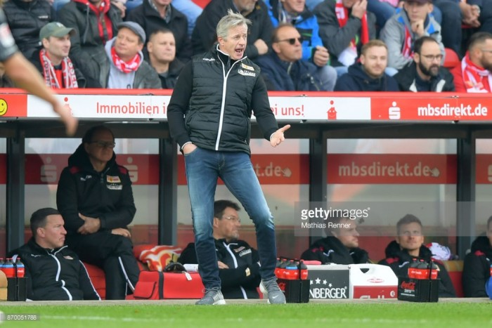 Sacked Jens Keller replaced by André Hofschneiderby Union Berlin