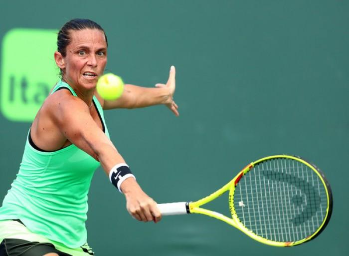 WTA Biel - Fuori Vinci e Paolini, speranza Giorgi