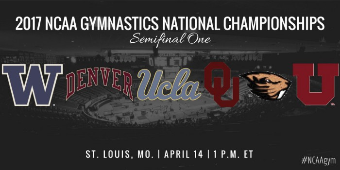 UCLA, Utah advance to NCAA Gymnastics Super Six