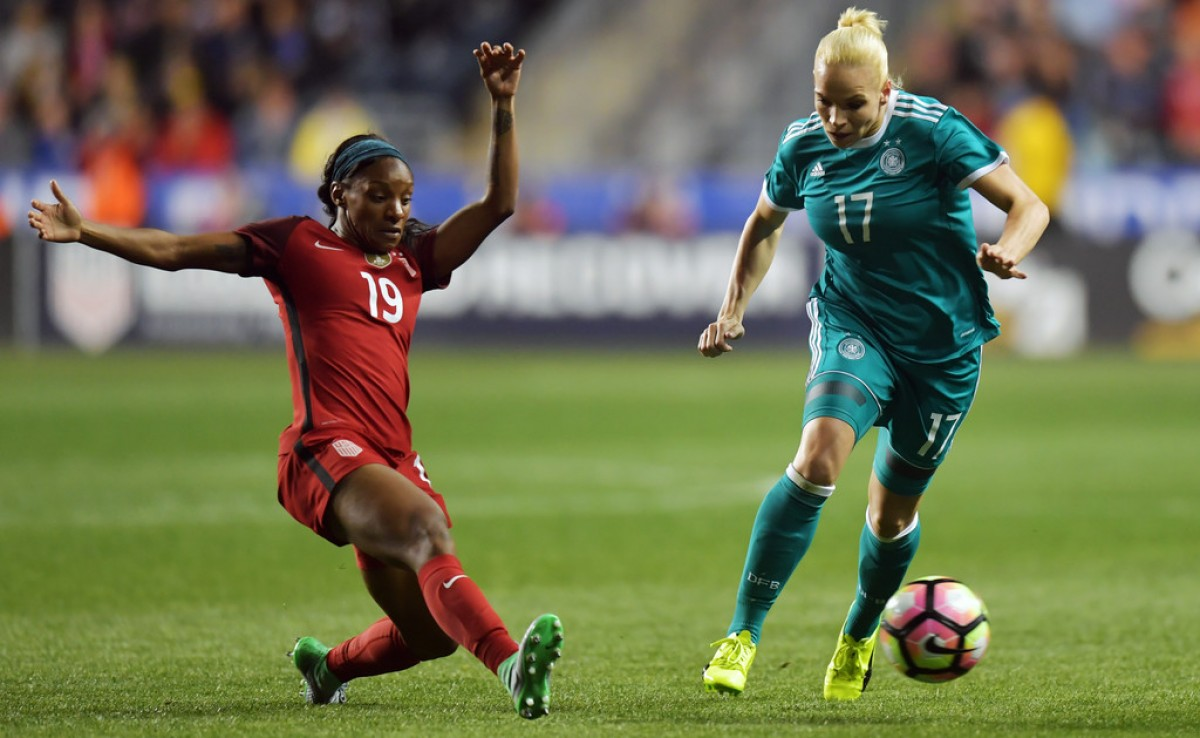 USA vs Germany Live Stream Score Commentary of SheBelieves Cup 2018