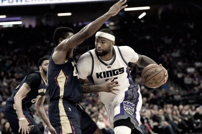 Nba - Sacramento, sei da playoff! Sconfitta New Orleans (105-99)