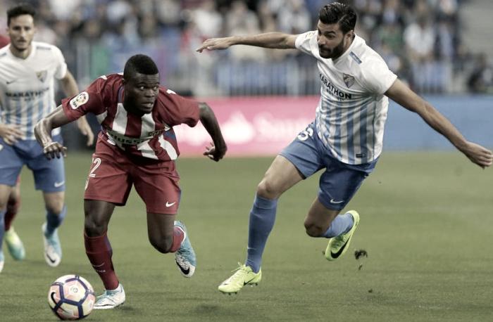 Atlético de Madrid - Málaga: el lugar idóneo para despegar