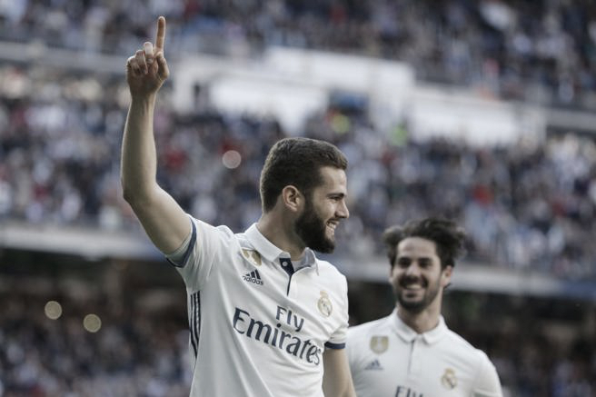 "Nacho es el ""one club man"" del Madrid"