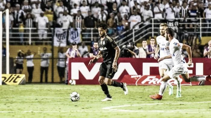 Santos tem boa atuação, mas fica no empate sem gols diante da Ponte Preta