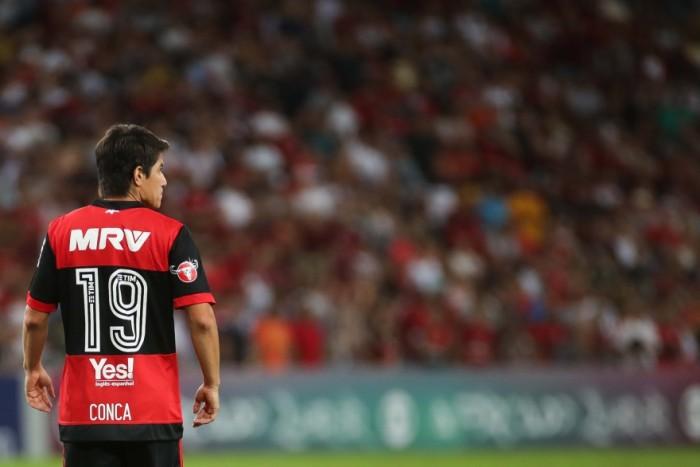 Idolatria e melancolia: o reencontro entre Conca e Fluminense
