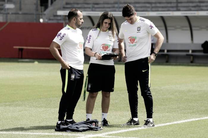 Emily Lima convoca Seleção Feminina para dois amistosos contra Austrália