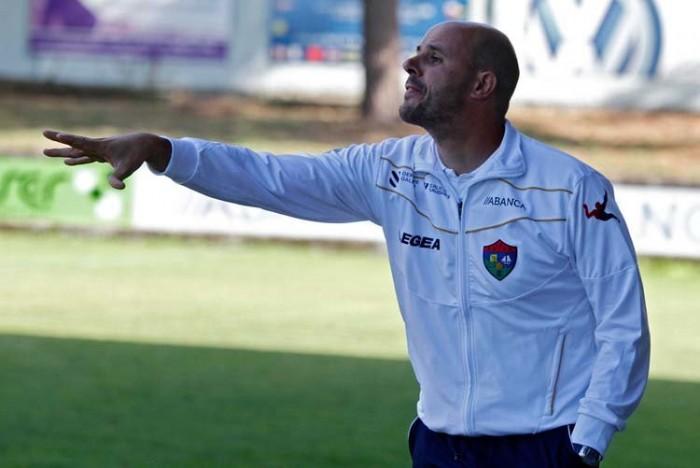 Fredi Álvarez, nuevo entrenador del CD Izarra