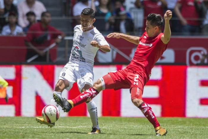 León le pega 2-0 al Toluca y es líder