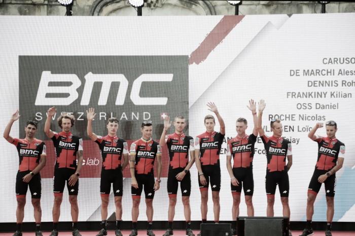 Vuelta a España 2017: BMC Racing Team, en busca de victorias y una buena general