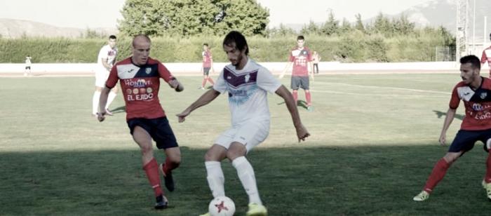 Previa CD El Ejido 2012 - FC Jumilla: Tres puntos para seguir remando