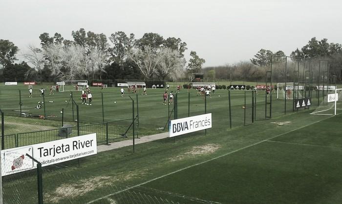 River se pone a punto para el debut en la Superliga