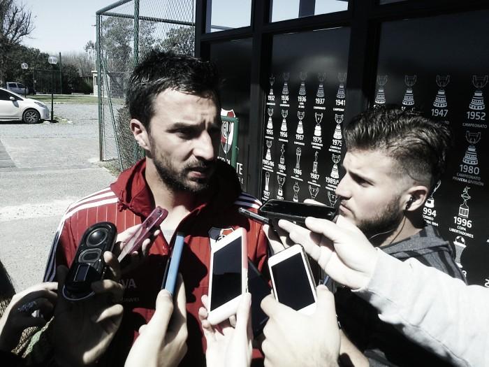 """Scocco: """"Trato de adaptarme a lo que me pide el entrenador"""""""