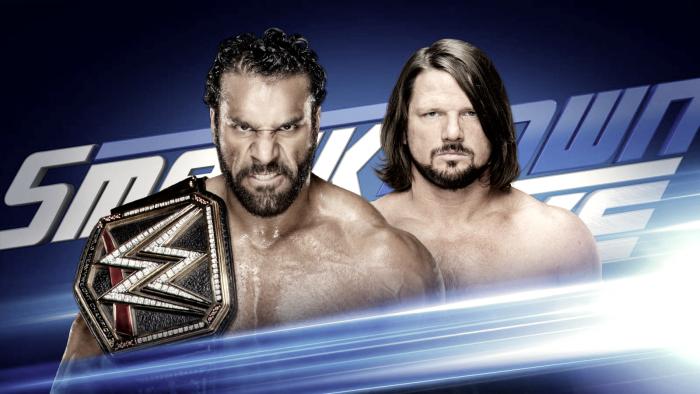 Previa SmackDown LIVE 07/11/17: ¿quién se enfrentará a Brock Lesnar?