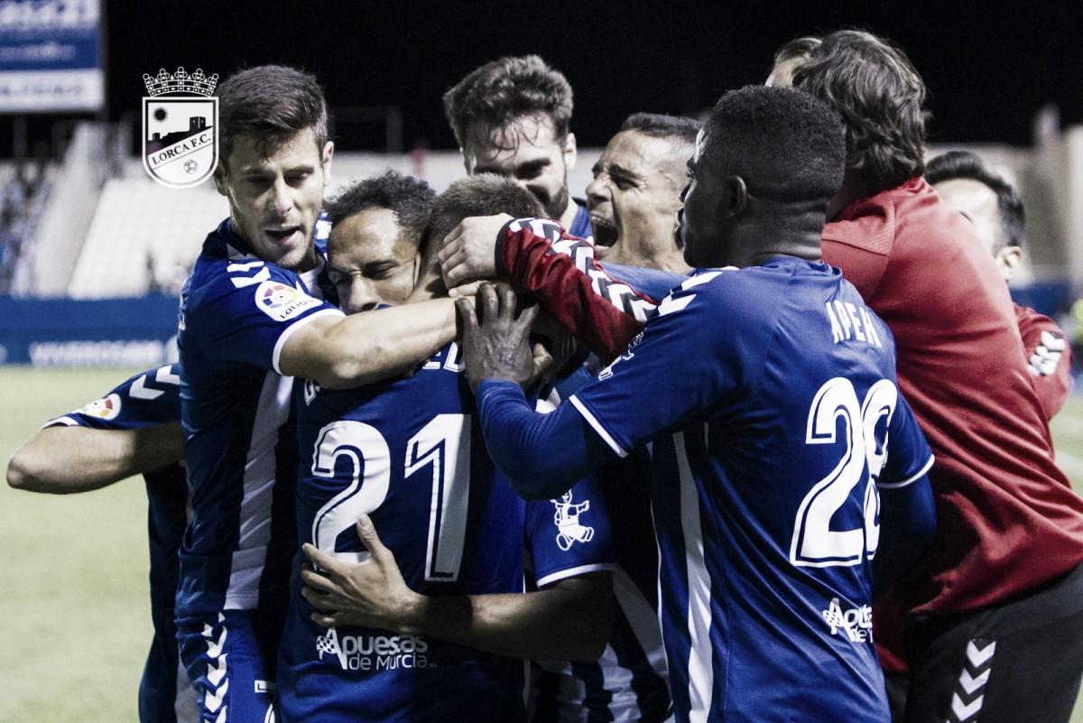 El Lorca FC sobrevive, jugará en Tercera División