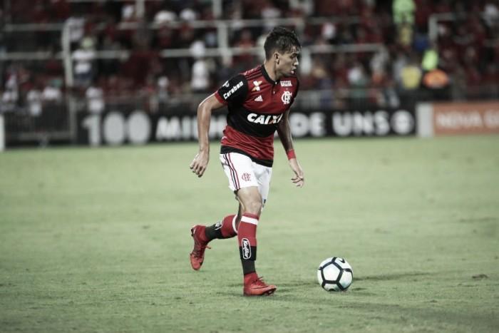 """Um dos jovens aproveitados por Rueda, Paquetá diz não sentir pressão: """"Jogar no Flamengo para mim é um privilégio"""""""